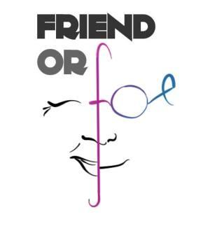 Friend or FOE Logo